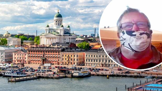 Finland väntas rekommendera munskydd