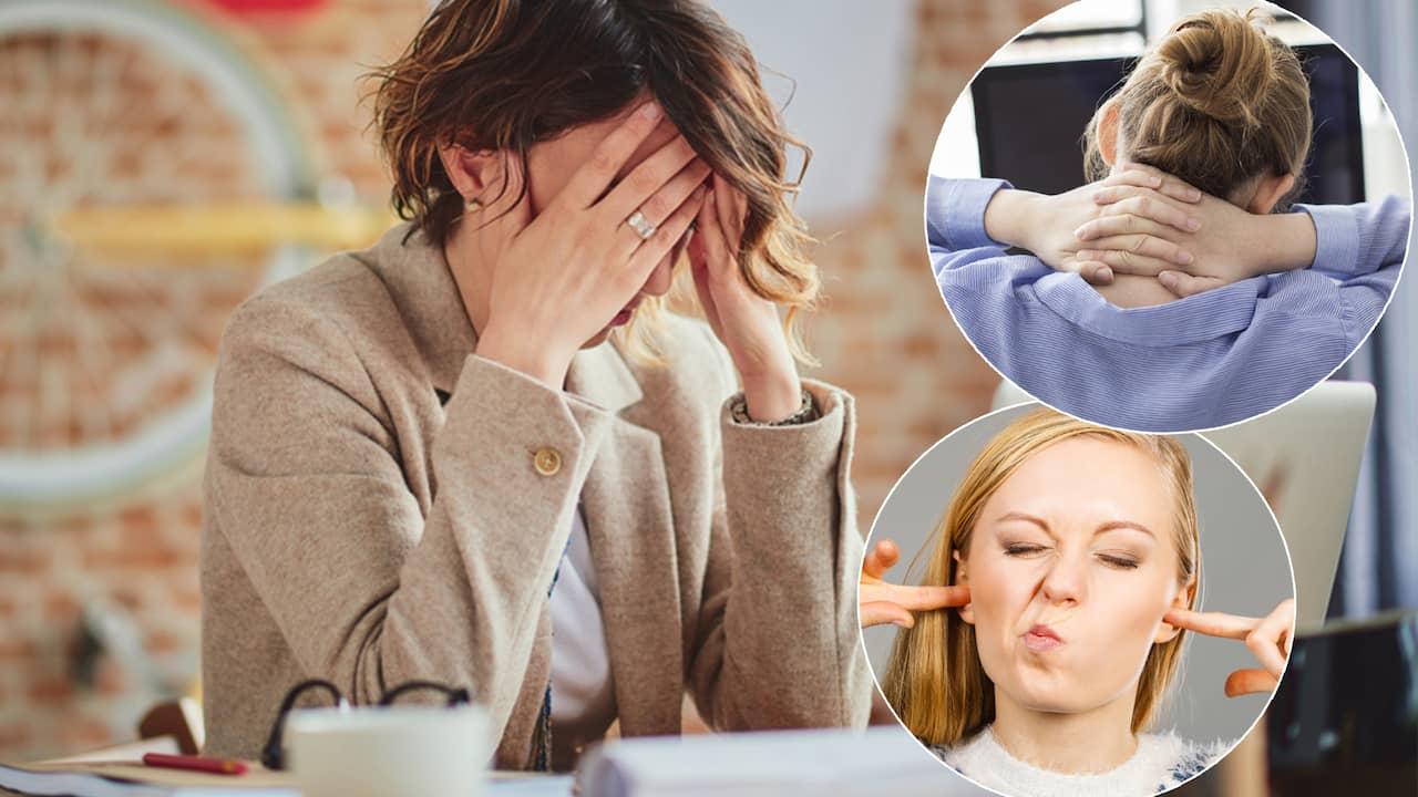 stress ont i leder