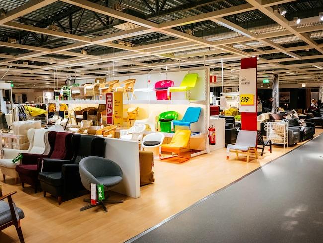 Har du någonsin funderat hur Ikea hittar namnen på sina produkter? Och varför de heter som de gör?