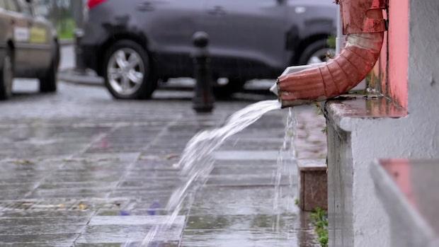 Här kan rent dricksvatten ersättas av avloppsvatten