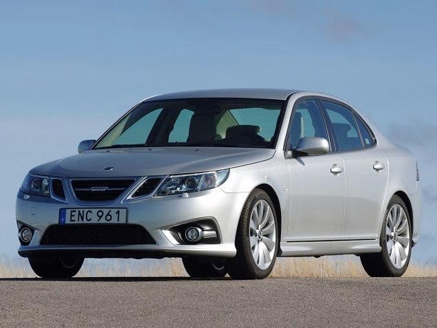 """Saab 9-3 MY14 Silver 2.0T Automatic är namnet. Men den kan också kallas """"den sista Saaben""""."""