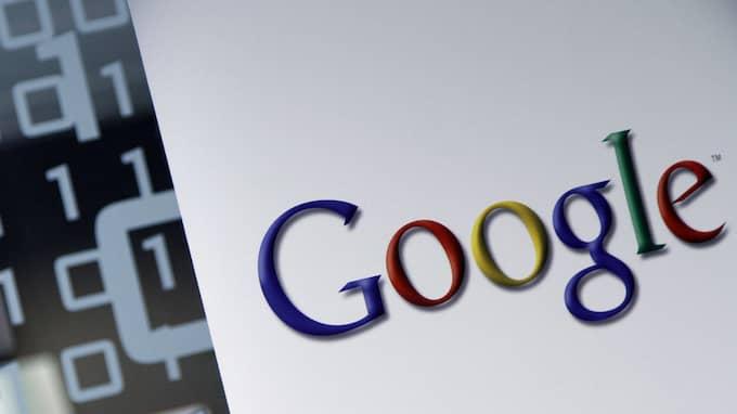 Google har sparkat en anställd som rörde upp känslor med ett långt PM om bland annat bristen på jämställdhet. Foto: VIRGINIA MAYO / AP TT NYHETSBYRÅN