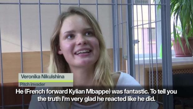 Döms till fängelse efter VM-kuppen