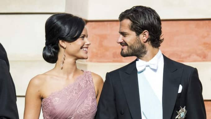 Ger goda råd. Sofia Hellqvist med sambon prins Carl Philip. Foto: Suvad Mrkonjic