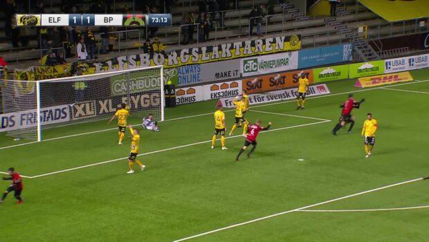 Höjdpunkter: Elfsborg-Brommapojkarna