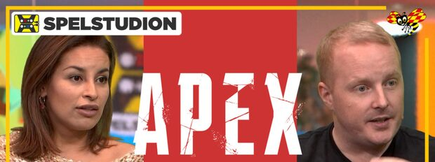 Spelstudion: Stor Apex Legends-special