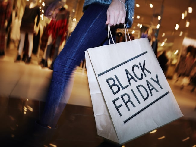 black friday sverige datum