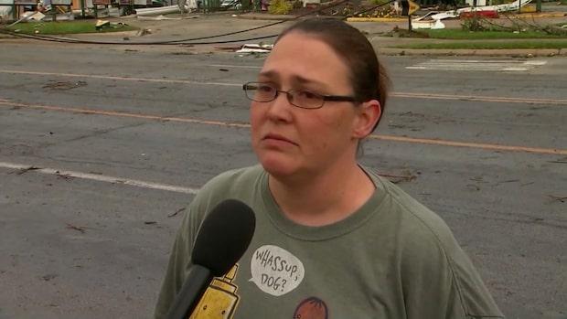 """Tre döda efter tornado i Missouri: """"Trodde vi alla skulle dö"""""""