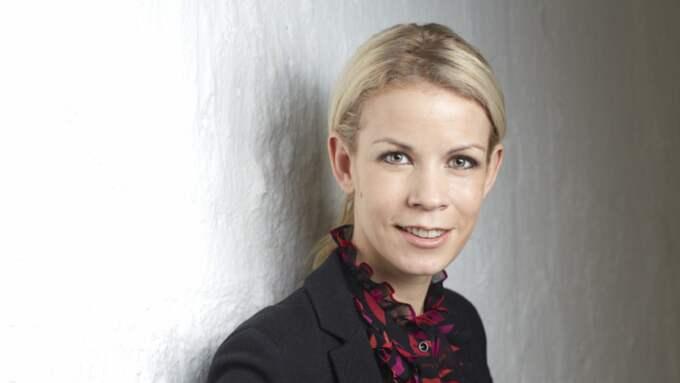Anna König Jerlmyr (M). Foto: Peter Knutson.
