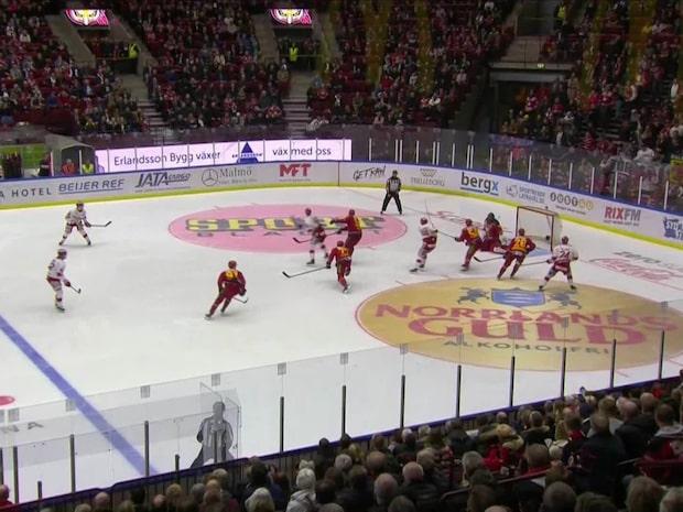 Höjdpunkter: Malmö-Timrå