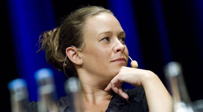 Maria Wetterstrand blir ny kolumnist i Dagens Industri. Foto: Claudio Bresciani / Scanpix