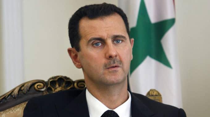 Bashar al-Assad, Syriens president. Foto: Vahid Salemi
