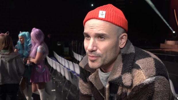 """Martin Stenmarck om att vara tillbaka i Melodifestivalen: """"Känns toppen"""""""