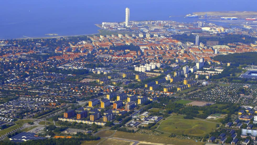 Situationen i Malmö används politiskt för att måla upp framtiden för hela Sverige. Foto: Perry Nordeng