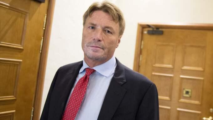 Thomas Bodström lämnar Allras styrelse Foto: Jessica Gow/TT