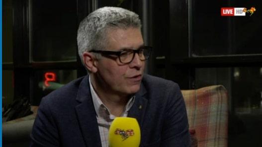 Bara politik: Se intervjun Säpo-chefen Anders Thornberg