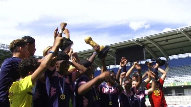 Se alla mål från lördagens Gothia-finaler