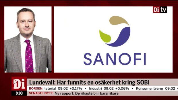 SEB:s aktiestrateg, Esbjörn Lundevall - Därför ska du köpa SOBI