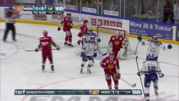 Highlights: Mora-Leksand 2-4