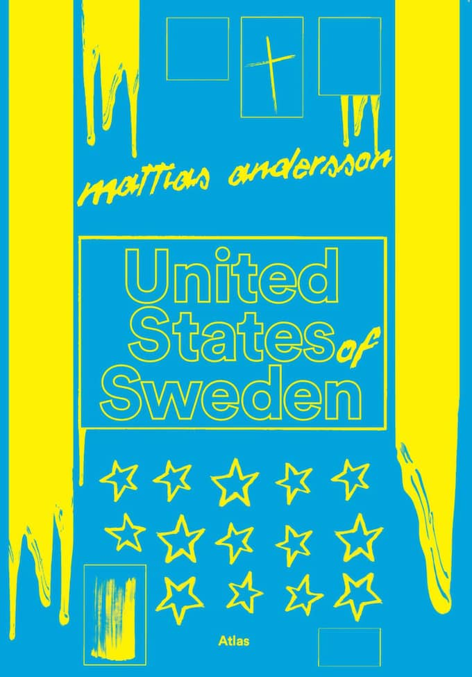 MATTIAS ANDERSSON United States of Sweden Atlas, 326 s.