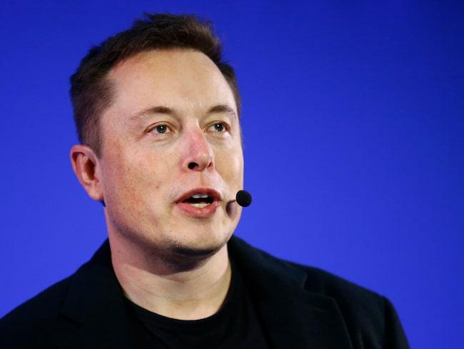 Teslas vd Elon Musk