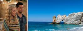 Öbornas oro: Turisterna förstör Mamma Mia-öns stränder