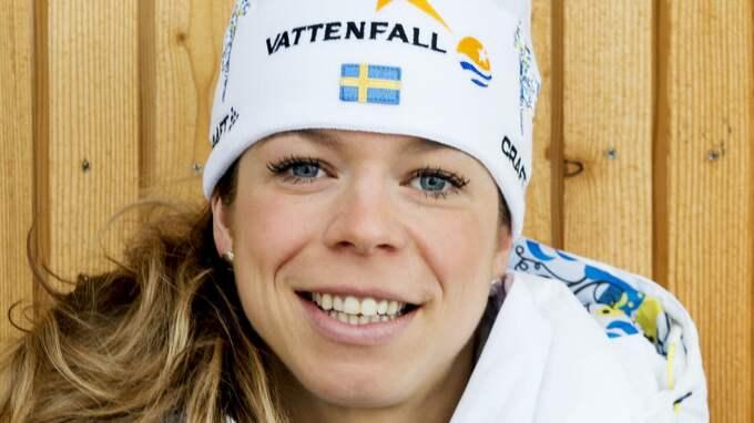 Maria Rydqvist. Foto: Nils Jakobsson / BILDBYRÅN