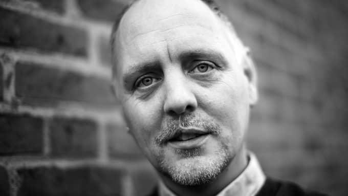 Konstnären Klas Eriksson
