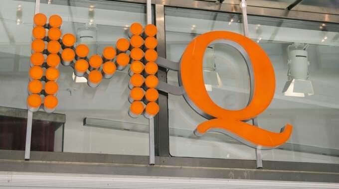 MQ lämnar kvartalsrapport på torsdagen. Foto: Malin Lööf
