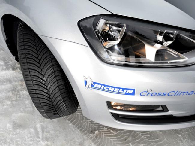 Michelins nya däck är utvecklat för att klara nordisk vår, sommar och höst.