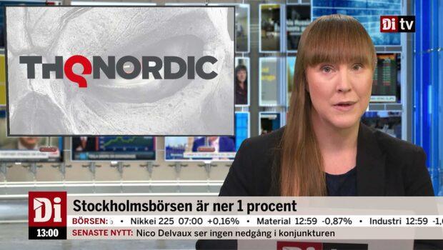 Di Nyheter 13.00 14 november - THQ Nordic rejält upp på rapport