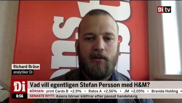 Vad vill Stefan Persson med H&M?