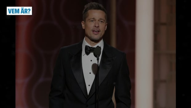 Vem är Brad Pitt?