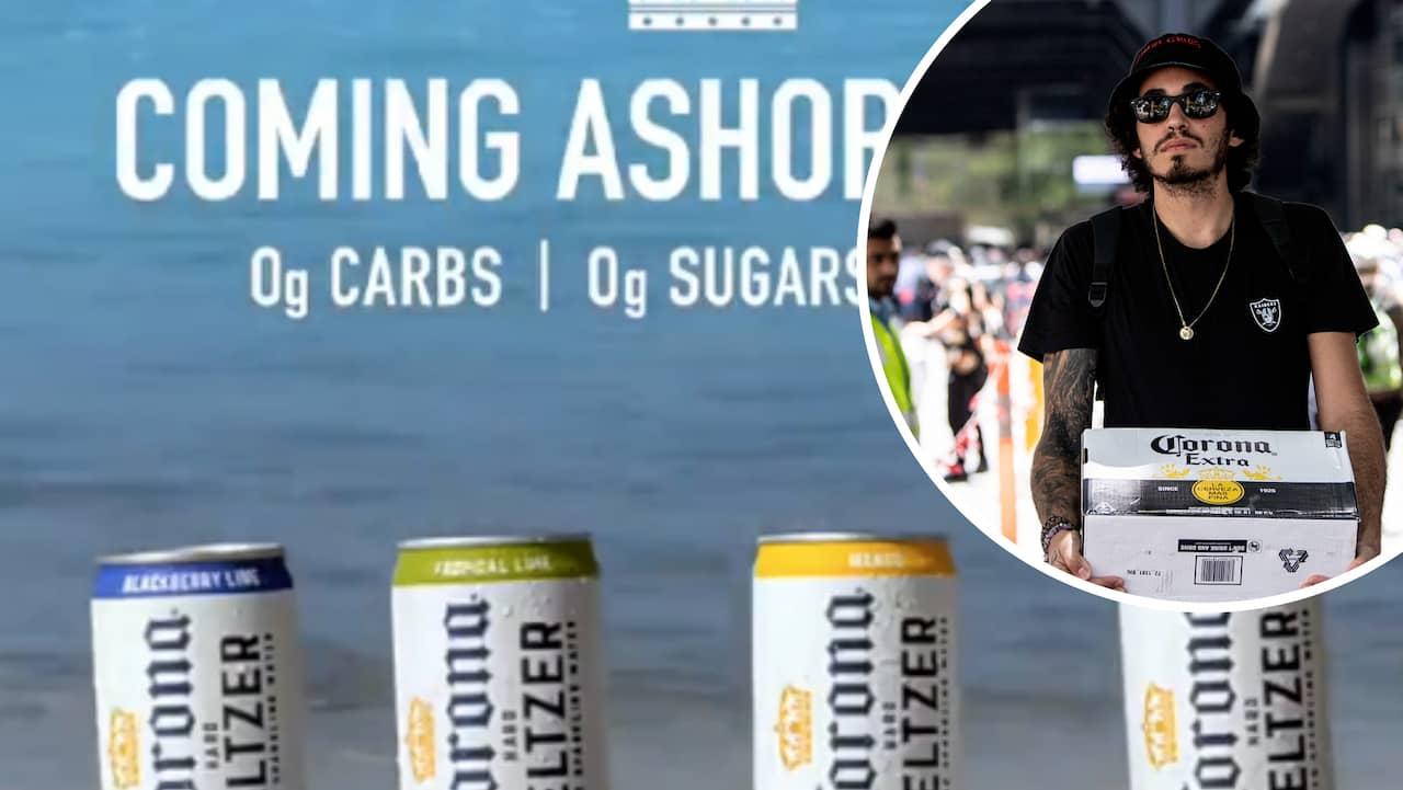Öljätten Corona får hård kritik för ny reklamkampanj