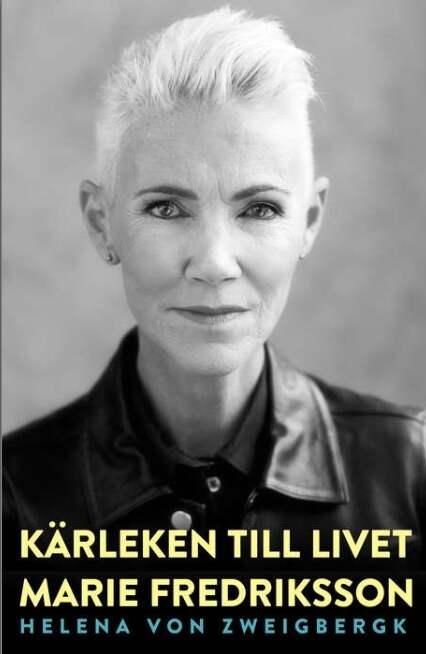 """Marie Fredriksson berättar i nya självbiografin """"Kärleken till livet"""" att hon lider av en strålskada."""