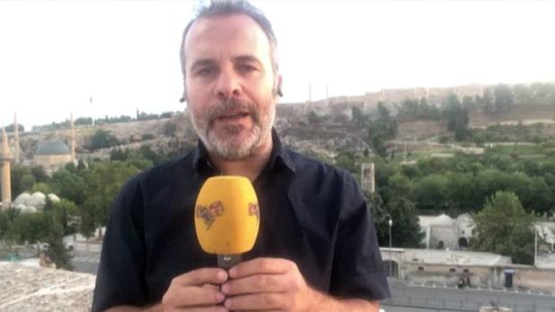 """Kassem Hamadé: """"Länderna anklagar varandra för att ha brutit mot vapenvilan"""""""