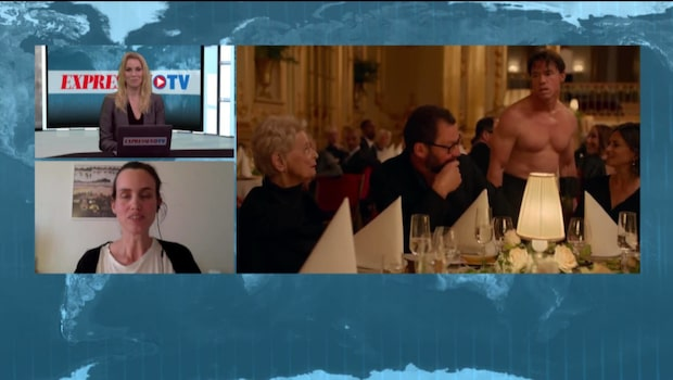 Ruben Östlund har tilldelats Guldpalmen i Cannes