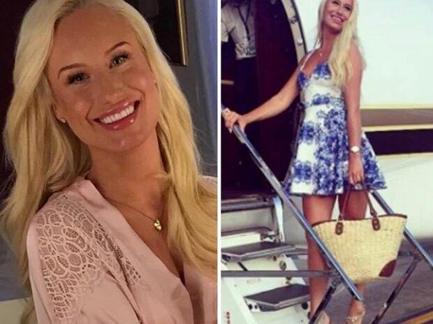 Västsvenska Camillas lyxliv med kändisarna