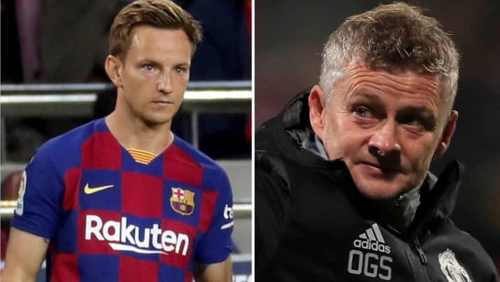 Uniteds krislösning:  Barcelona-stjärnan