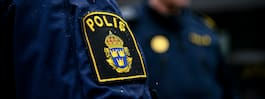 Tiotal i polisförvar efter polisrazzia mot företag