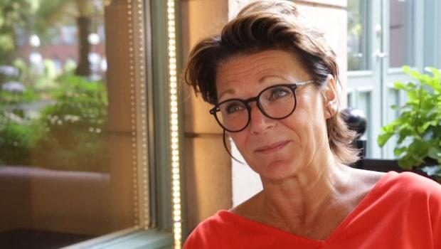 Katrin Sundberg om programledardebuten