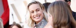 Brie Larson krav att spela Captain Marvel