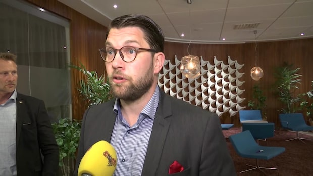 "Jimmie Åkesson (SD): ""Måste stoppa centraliseringen"""