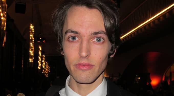 Johannes Nyholm vann 800 000 kronor öronmärkta för framtida filmprojekt och en statyett signerad Ernst Billgren.