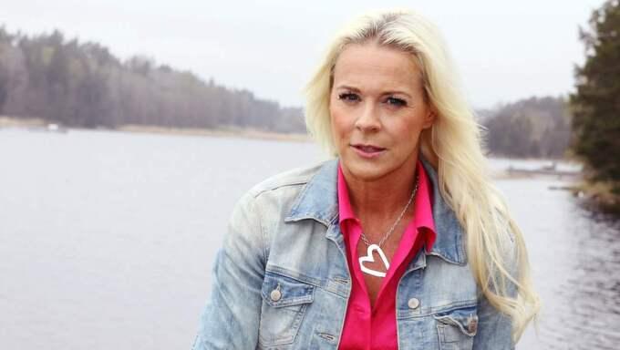 Malena Ernmans dotter har i perioder varit hemmasittare. Foto: Cornelia Nordström