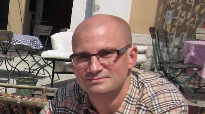 Kommunalrådet Rasmus Persson (C).