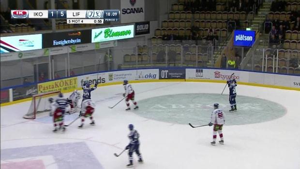 Höjdpunkter: Oskarshamn-Leksand
