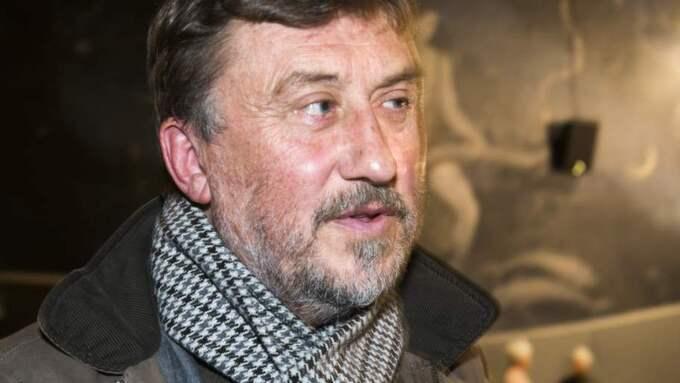 """Janne Josefsson, programledare för """"Uppdrag granskning"""". Foto: Lennart Rehnman"""