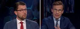 """Jimmie Åkesson om Kristerssons  regeringsplan: """"Hur ska det gå till?"""""""