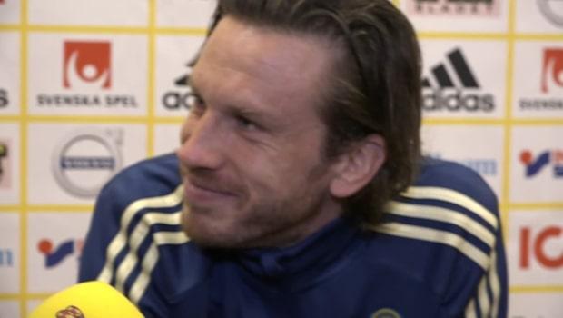 """Kängan till Granqvist: """"Vill inte vara lika gammal som honom..."""""""